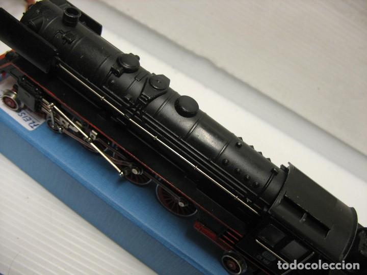Trenes Escala: fleischmann la 2-3-1 de los años 1960 - Foto 5 - 227090395