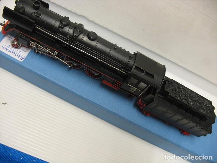 Trenes Escala: fleischmann la 2-3-1 de los años 1960 - Foto 6 - 227090395