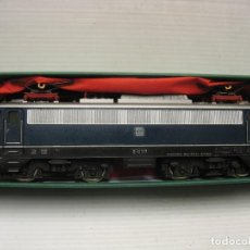 Trenes Escala: FLEISCHMANN LOCOMOTORA ELECTRICA HO. Lote 227267320