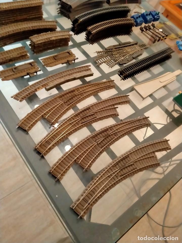 Trenes Escala: Lote ferroviario, flehisman y roco - Foto 2 - 227850720