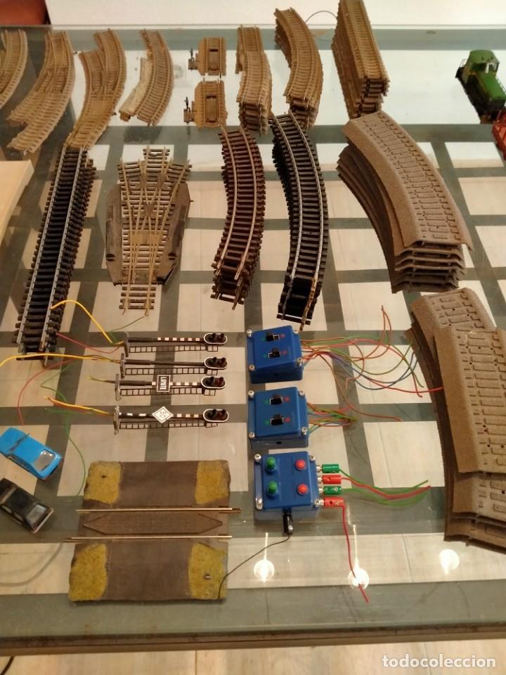 Trenes Escala: Lote ferroviario, flehisman y roco - Foto 4 - 227850720
