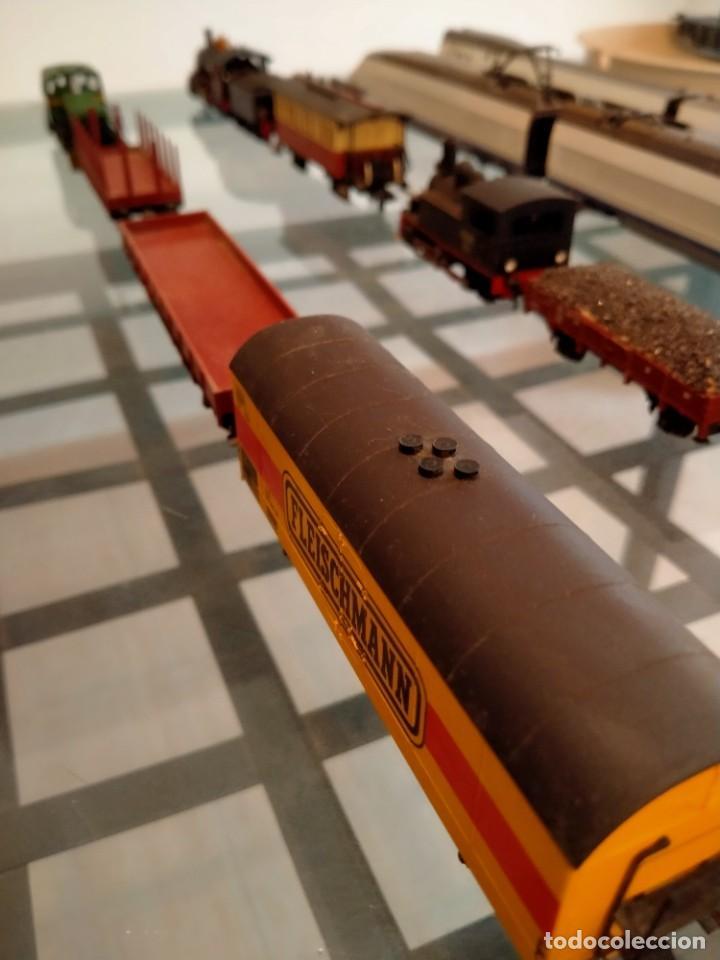 Trenes Escala: Lote ferroviario, flehisman y roco - Foto 5 - 227850720