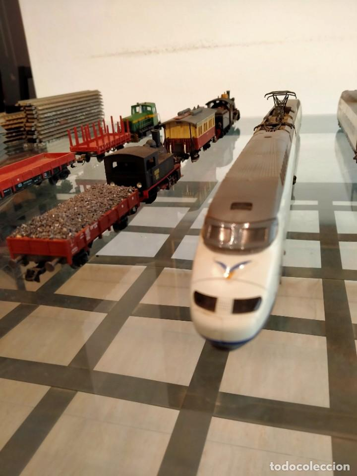 Trenes Escala: Lote ferroviario, flehisman y roco - Foto 6 - 227850720