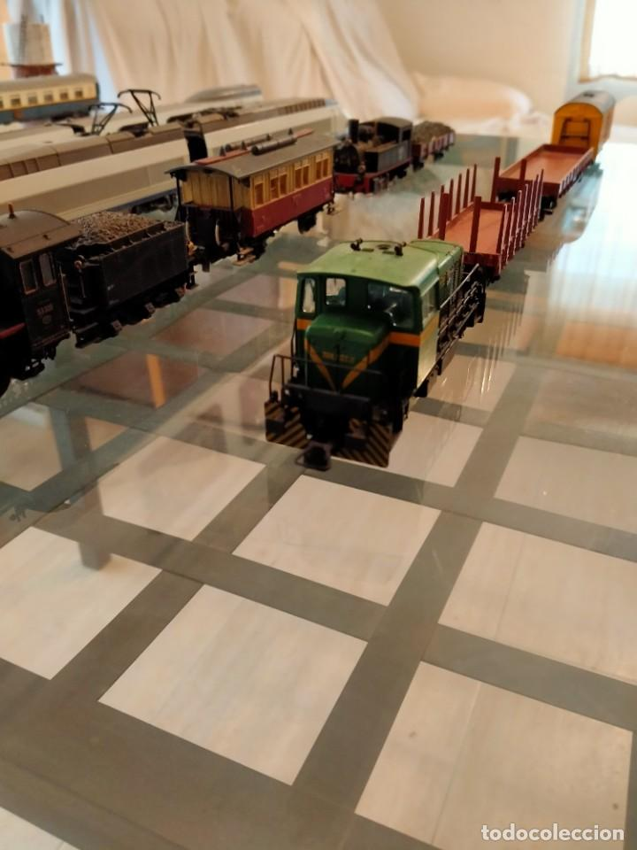 Trenes Escala: Lote ferroviario, flehisman y roco - Foto 12 - 227850720