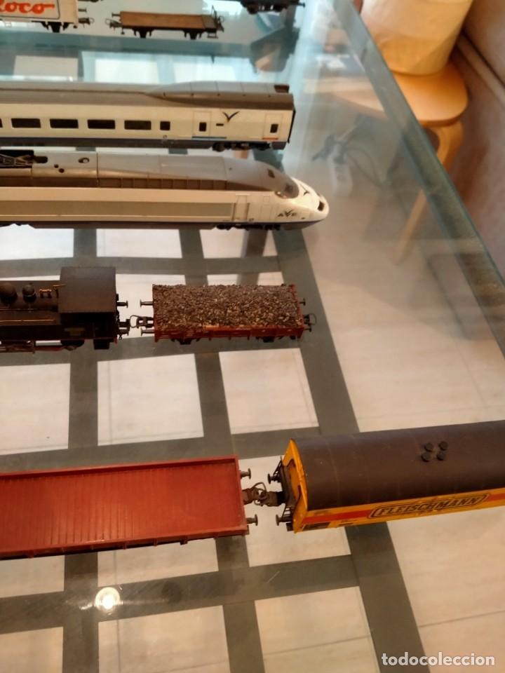 Trenes Escala: Lote ferroviario, flehisman y roco - Foto 13 - 227850720