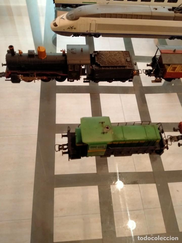 Trenes Escala: Lote ferroviario, flehisman y roco - Foto 15 - 227850720