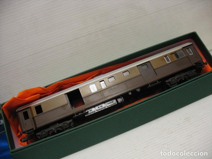 Trenes Escala: furgon fleischmann HO - Foto 2 - 228350760