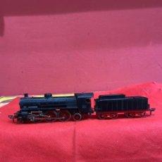 Comboios Escala: LOCOMOTORA FLEICHMANN H0 VINTAGE GERMANY 60S. Lote 230508605