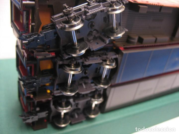 Trenes Escala: tres vagones fleischmann HO continua - Foto 2 - 230619120