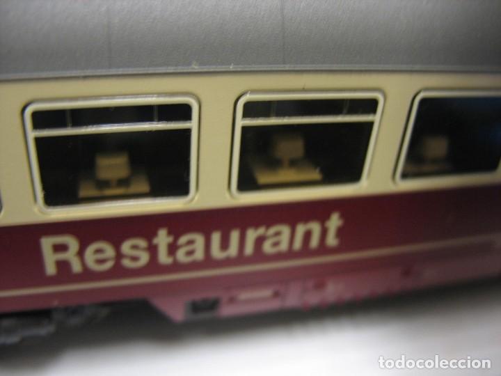 Trenes Escala: tres vagones fleischmann HO continua - Foto 4 - 230619120