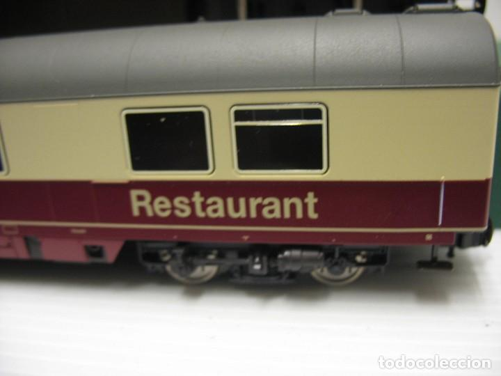 Trenes Escala: tres vagones fleischmann HO continua - Foto 5 - 230619120