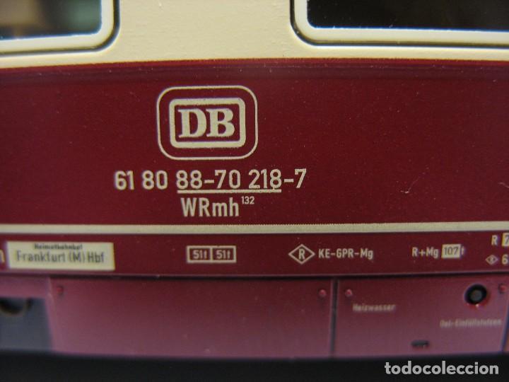 Trenes Escala: tres vagones fleischmann HO continua - Foto 6 - 230619120