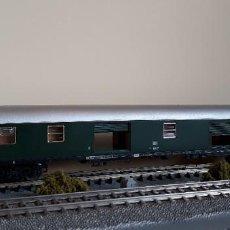 Comboios Escala: FLEISCHMANN H0 COCHE-FURGÓN PARA PAQUETERÍA, DE LA DB, REFERENCIA 5101 K.. Lote 231794770