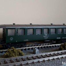 Trenes Escala: FLEISCHMANN H0 COCHE DE VIAJEROS NÜRNBERG 6720, DE LA DB, REFERENCIA 5137.. Lote 233962865