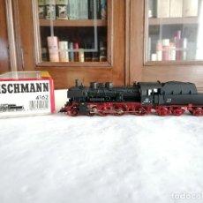 Trenes Escala: FLEISCHMANN H0 4162 LOCOMOTORA BR 038 FUMÍGENO OVP. Lote 235180405