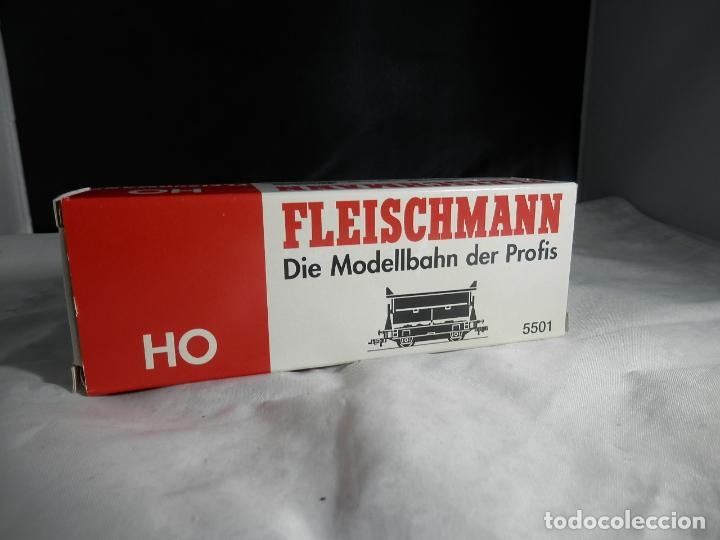VAGONETA ESCALA HO DE FLEISCHMANN (Juguetes - Trenes Escala H0 - Fleischmann H0)