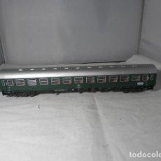 Trenes Escala: VAGÓN PASAJEROS DE LA DB ESCALA HO DE FLEISCHMANN. Lote 235848230