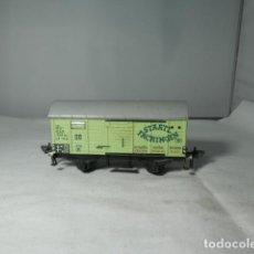 Trenes Escala: VAGÓN CERRADO ESCALA HO DE FLEISCHMANN. Lote 235850285