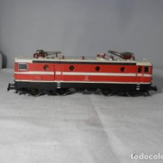 Treni in Scala: LOCOMOTORA ELECTRICA ESCALA HO DE FLEISCHMANN DIGITAL. Lote 235935635