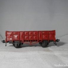 Trenes Escala: VAGÓN BORDE ALTO ESCALA HO DE FLEISCHMANN. Lote 235936690