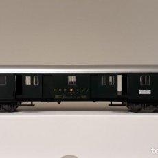 Trenes Escala: FLEISCHMANN H0 COCHE-FURGÓN PARA EQUIPAJES, DE LOS SBB-FFS, REFERENCIA 5130 K.. Lote 236300980