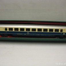 Trenes Escala: FLEISCHMANN - COCHE DE PASAJEROS DE LA DB - ESCALA H0. Lote 236450725