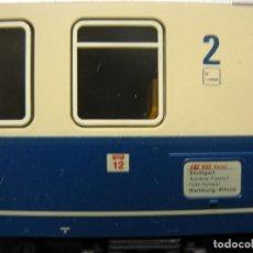 Trenes Escala: FLEISCHMANN - COCHE DE PASAJEROS DE LA DB - ESCALA H0. Lote 236450815