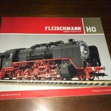 Trains Échelle: CATÁLOGO FLEISCHMANN, NOVEDADES 2010. Lote 237556860