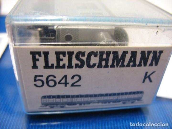 Trenes Escala: Fleischmann - Coche de pasajeros de la DB - Escala H0 - Foto 2 - 237942720