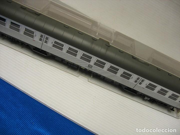 Trenes Escala: Fleischmann - Coche de pasajeros de la DB - Escala H0 - Foto 5 - 237942720