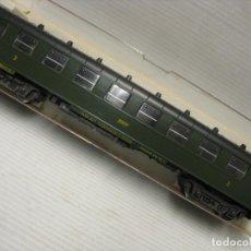 Trenes Escala: FLEISCHMANN - COCHE DE PASAJEROS DE LA SNCF - ESCALA H0. Lote 237944305