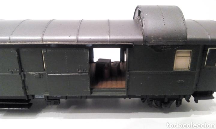 Trenes Escala: JIFFY VENDE PRECIOSO CONJUNTO DE 4 VAGONES FLEISCHMANN H0. VER FOTOS Y DESCRIPCIÓN. ADMITO OFERTAS. - Foto 29 - 238028315