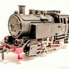 Treni in Scala: KEATON LOCOMOTORA VAPOR FLEISCHMANN H0 REF 1320 DB BR 80 1952. Lote 240466425