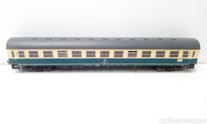 Trenes Escala: JIFFY VENDE 5 VAGONES FLEISCHMANN H0. PASAJEROS, CORREOS Y FURGÓN DE COLA. - Foto 10 - 241266970