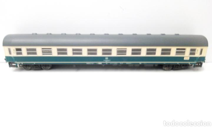 Trenes Escala: JIFFY VENDE 5 VAGONES FLEISCHMANN H0. PASAJEROS, CORREOS Y FURGÓN DE COLA. - Foto 11 - 241266970