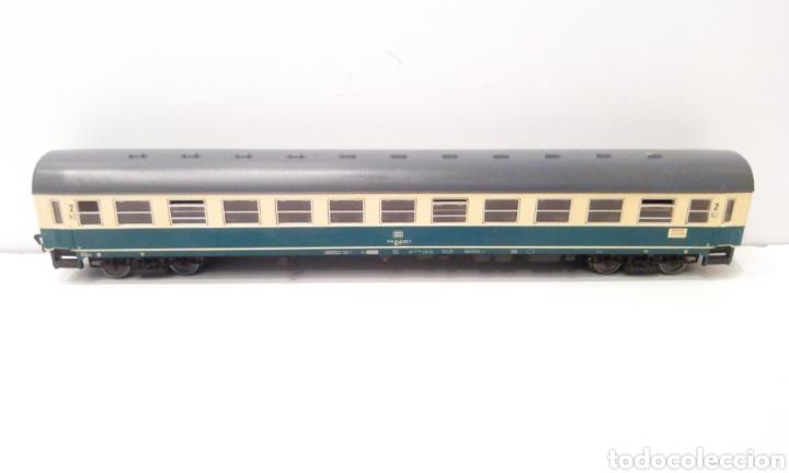 Trenes Escala: JIFFY VENDE 5 VAGONES FLEISCHMANN H0. PASAJEROS, CORREOS Y FURGÓN DE COLA. - Foto 12 - 241266970
