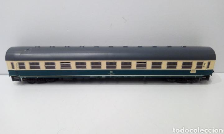Trenes Escala: JIFFY VENDE 5 VAGONES FLEISCHMANN H0. PASAJEROS, CORREOS Y FURGÓN DE COLA. - Foto 13 - 241266970