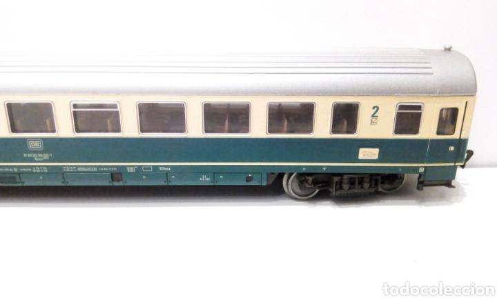 Trenes Escala: JIFFY VENDE VAGÓN FLEISCHMANN H0 DE PASAJEROS DE SEGUNDA CLASE. - Foto 8 - 241272665