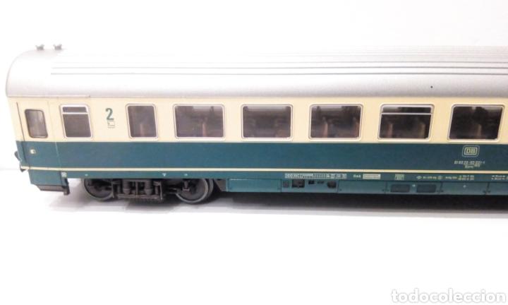 Trenes Escala: JIFFY VENDE VAGÓN FLEISCHMANN H0 DE PASAJEROS DE SEGUNDA CLASE. - Foto 9 - 241272665