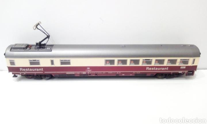 Trenes Escala: JIFFY VENDE 3 VAGONES FLEISCMANN H0. PASAJEROS Y RESTAURANTE. - Foto 3 - 241275730