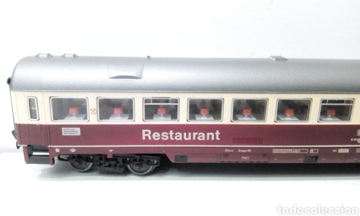 Trenes Escala: JIFFY VENDE 3 VAGONES FLEISCMANN H0. PASAJEROS Y RESTAURANTE. - Foto 6 - 241275730