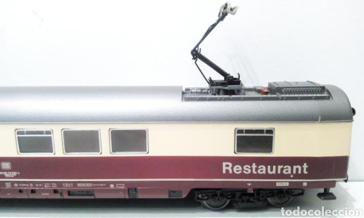 Trenes Escala: JIFFY VENDE 3 VAGONES FLEISCMANN H0. PASAJEROS Y RESTAURANTE. - Foto 7 - 241275730