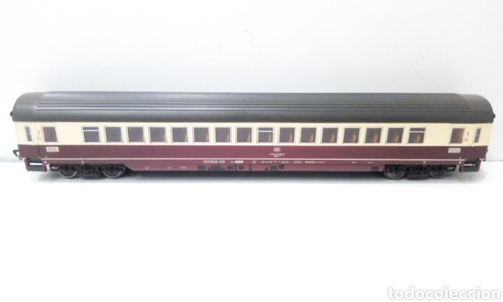 Trenes Escala: JIFFY VENDE 3 VAGONES FLEISCMANN H0. PASAJEROS Y RESTAURANTE. - Foto 10 - 241275730