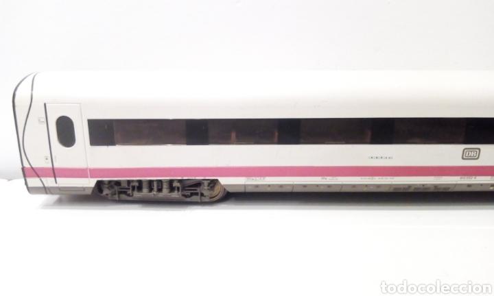 Trenes Escala: JIFFY VENDE 2 VAGONES FLEISCHMANN H0 DB. CREO QUE SON DEL ICE INTERCITY EXPRESS - Foto 7 - 241280065