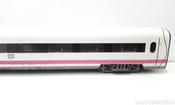 Trenes Escala: JIFFY VENDE 2 VAGONES FLEISCHMANN H0 DB. CREO QUE SON DEL ICE INTERCITY EXPRESS - Foto 8 - 241280065