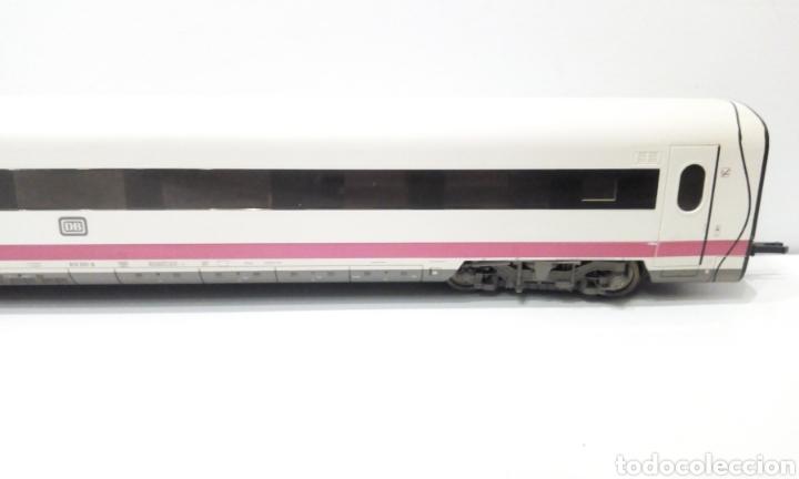 Trenes Escala: JIFFY VENDE 2 VAGONES FLEISCHMANN H0 DB. CREO QUE SON DEL ICE INTERCITY EXPRESS - Foto 12 - 241280065