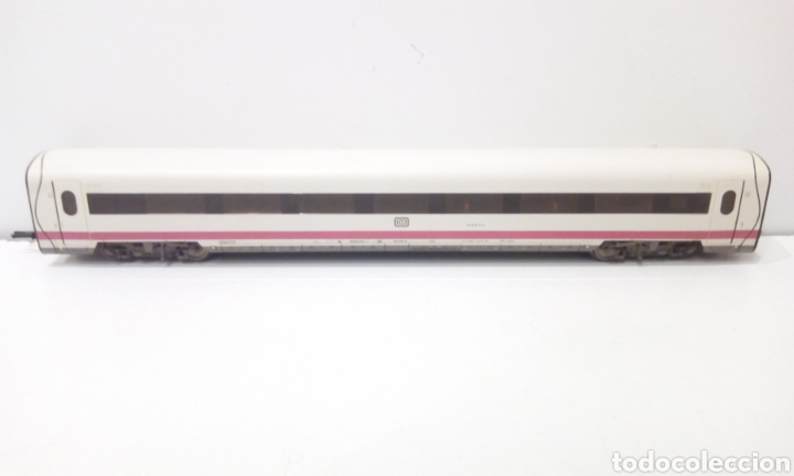 Trenes Escala: JIFFY VENDE 2 VAGONES FLEISCHMANN H0 DB. CREO QUE SON DEL ICE INTERCITY EXPRESS - Foto 13 - 241280065