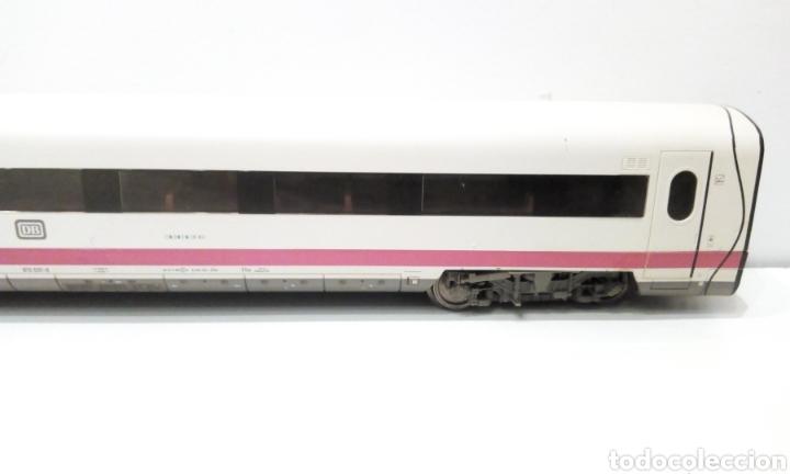 Trenes Escala: JIFFY VENDE 2 VAGONES FLEISCHMANN H0 DB. CREO QUE SON DEL ICE INTERCITY EXPRESS - Foto 15 - 241280065