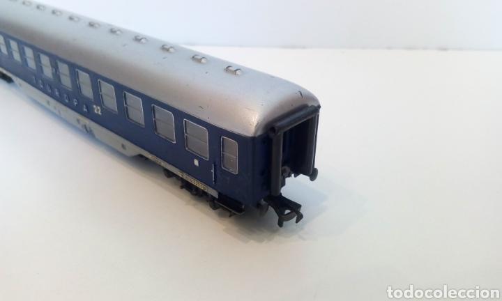 Trenes Escala: JIFFY VENDE VAGÓN FLEISCHMANN H0 TOUROPA. - Foto 8 - 244692345