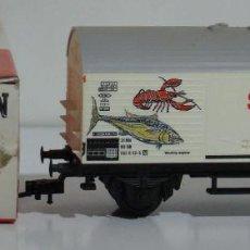 Trenes Escala: FLEISCHMANN VAGON CERRADO REF:5042 ESCALA HO. Lote 244769170
